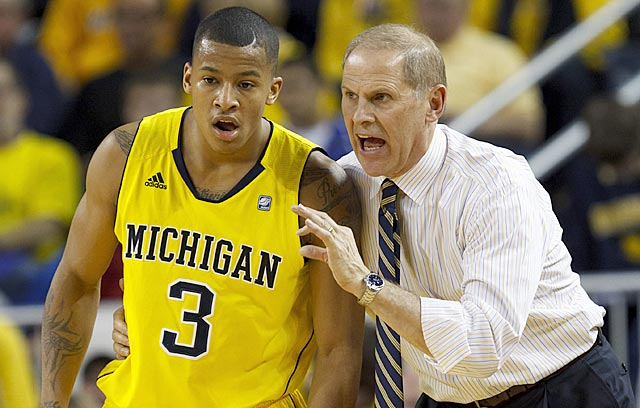 By planning ahead, John Beilein winds up with a stellar point guard at just the right time. (US Presswire)