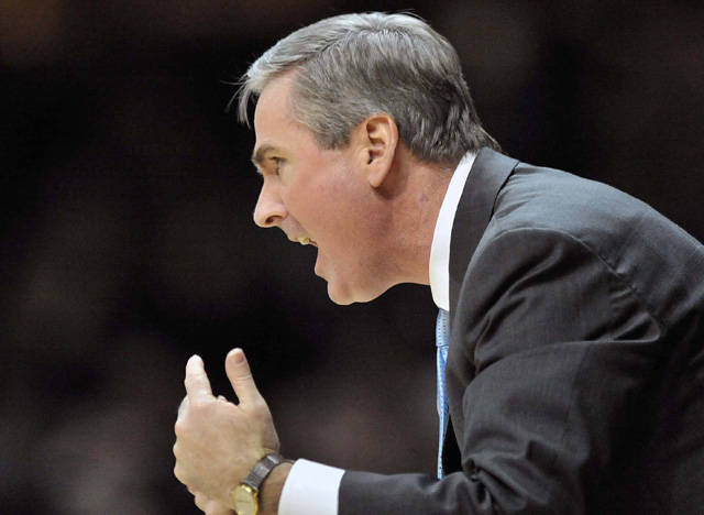 Rick Stansbury has Mississippi State playing composed basketball. (US Presswire)