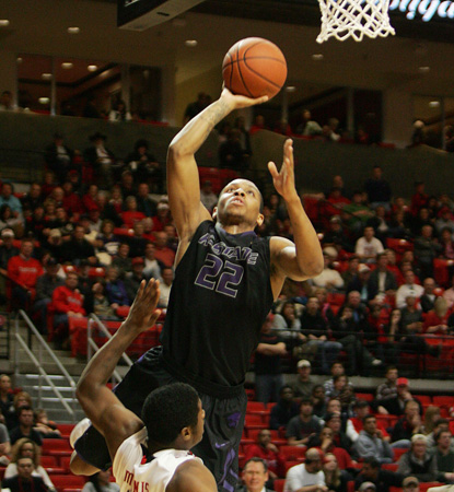 Rodney McGruder scores 13 points in a dominant effort for K-State vs. woeful Texas Tech. (US Presswire)