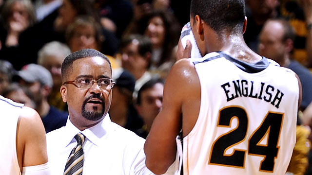 English: 'We trust each other. And we trust our coach [Haith]. We buy in -- and we defend.' (US Presswire)