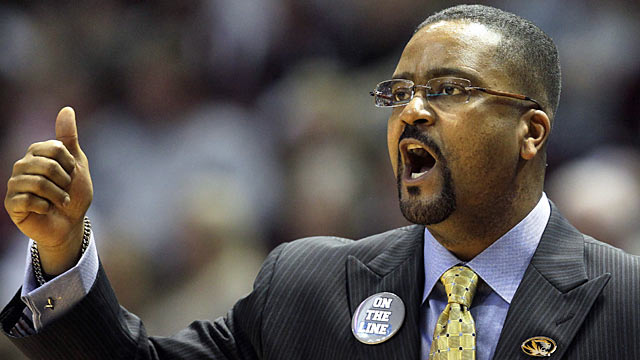 Despite what people believed entering the season, Haith has picked things up considerably at Missouri. (AP)