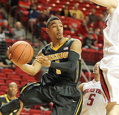 Sophomore guard Phil Pressey spreads out a game-high eight assists against the Red Raiders. (AP)