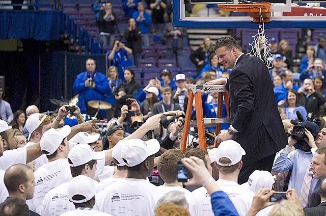 Greg McDermott has now made the Big Dance in four of his past five seasons as an MVC coach. (US Presswire)