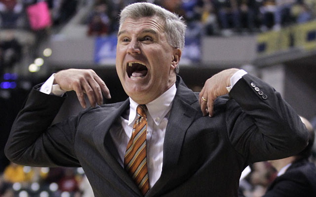 Bruce Weber's nine-year Illinois tenure ends with a 210-101 record. (AP)