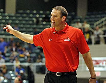 With a 70-49 win over McNeese State, Lamar's Pat Knight is heading to the NCAA tournament for the first time as a head coach. (US Presswire)