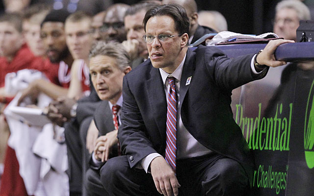 Indiana's Tom Crean was a college assistant coach while he was still a college student. (AP)