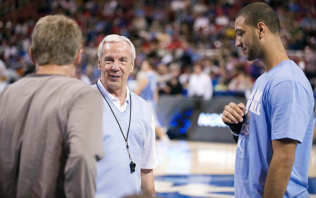 Roy Williams sounds like he's ready to coach Friday vs. Ohio without Kendall Marshall. (US Presswire)