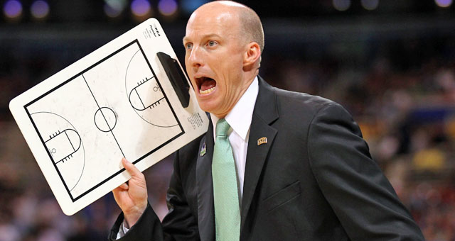 John Groce made a name for himself in the Big Ten as Thad Matta's lead recruiter. (Getty Images)