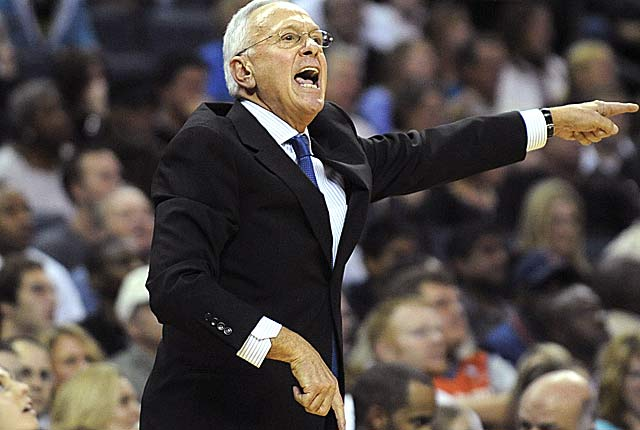 Larry Brown, the only one to win NBA and NCAA titles, hasn't coached since 2010. (US Presswire)