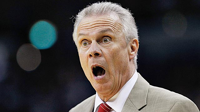 Bo Ryan blocking more than two dozen schools from a transfer's list smacks of jealousy. (US Presswire)