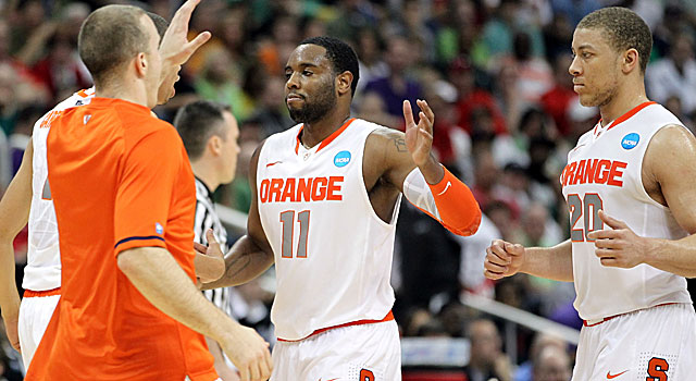 Once synonymous with the Big East, Syracuse recently ends its alliance with the conference. (Getty Images)