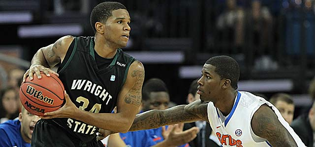 Wright State's Julius Mays is one of many transfers leaving for greener pastures (Kentucky). (US Presswire)