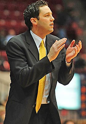 Valpo's Bryce Drew didn't lose a single productive player to graduation. (US Presswire)