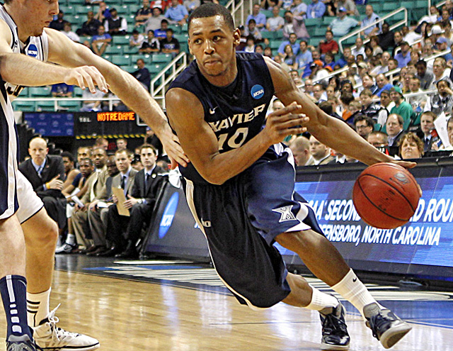 Xavier transfer Mark Lyons will be the key to Arizona's backcourt this season. (US Presswire)