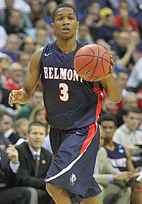 With Kerron Johnson, newcomer Belmont should push Murray State. (US Presswire)