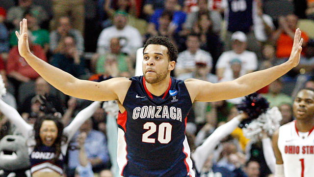 Gonzaga remains a heavy favorite to win the WCC as Elias Harris is back for his senior season. (Getty Images)