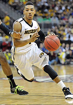 Phil Pressey is the motor that drives Frank Haith's Mizzou offense. (US Presswire)