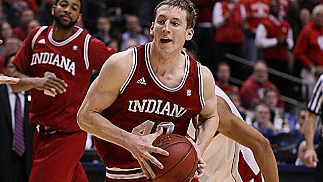 Zeller: 'Everyone says college is the best years of your life. I'm just gonna enjoy it while it lasts.' (US Presswire)