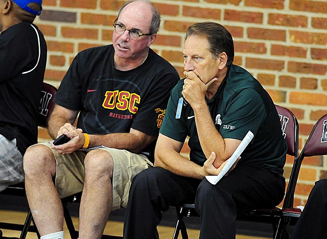 O'Neill is optimistic about a Trojans team stacked this season with experienced, healthy players. (US Presswire)