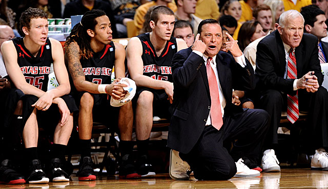 One player says Billy Gillispie forced injured players to stay in the training room all day. (Getty Images)