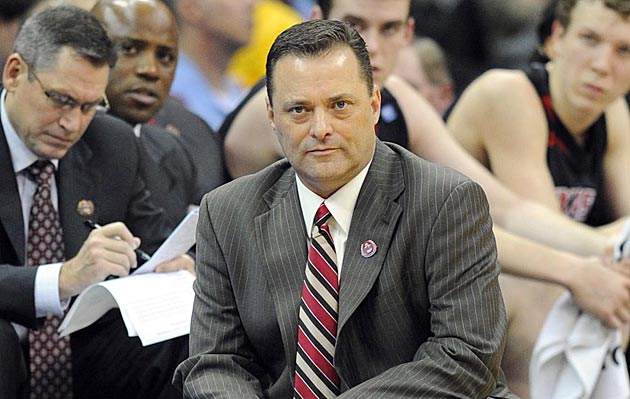 Twice in a 10-day span, an ambulance was sent to Billy Gillispie's home in response to 911 calls. (US Presswire)