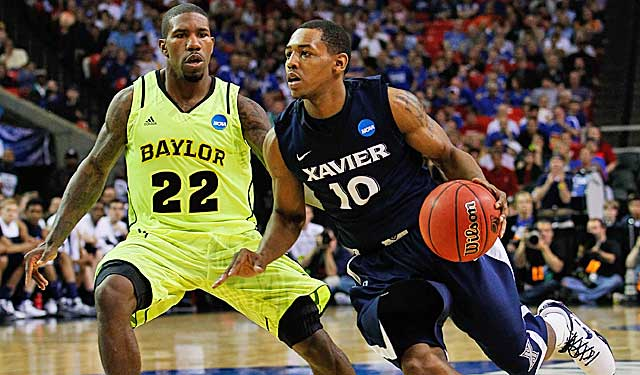 Mark Lyons wasn't a point guard at Xavier. He'll get that chance at Arizona. (Getty Images)