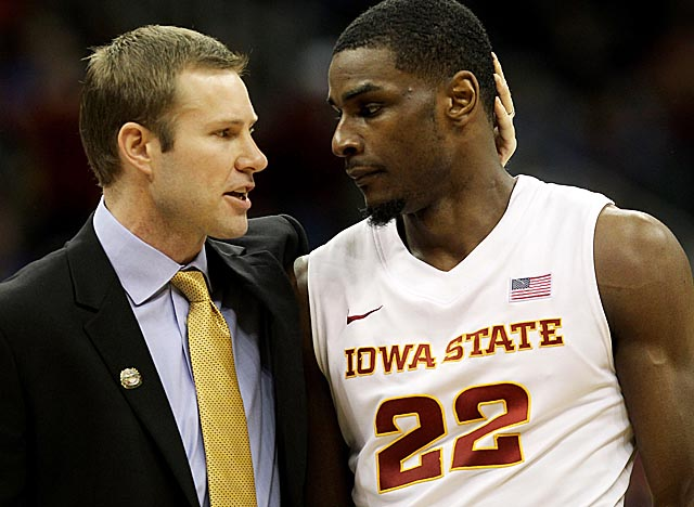 Among ISU's transfers is Anthony Booker, a redshirt senior who left Southern Illinois in '10. (Getty Images)