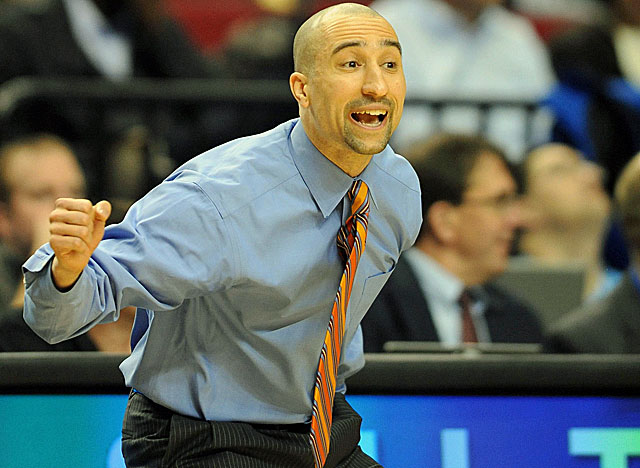 Shaka Smart has a 84-28 record as coach of VCU. (US Presswire)
