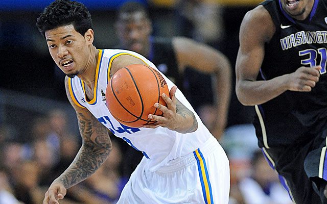 Tyler Lamb averaged 9 points and 3.6 rebounds last season for UCLA. (US Presswire)
