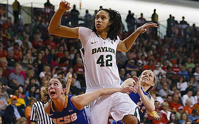 Baylor's Brittney Griner was a unanimous choice for the AP All-America team. (US Presswire)