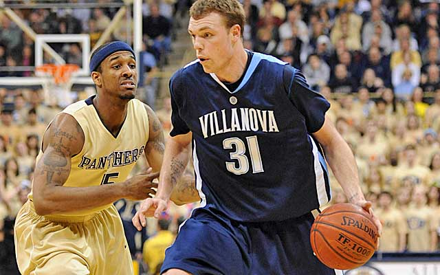 King washed out at Duke, then Villanova, before landing at NAIA Concordia. (US Presswire)