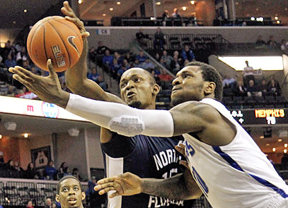 Tarik Black fuels Memphis in the opener as he produces 18 points and seven rebounds in the win. (AP)