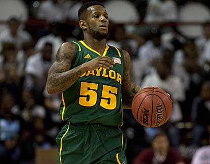 Pierre Jackson scores a season-high 31 points as Baylor comes from behind to defeat Boston College. (US Presswire)