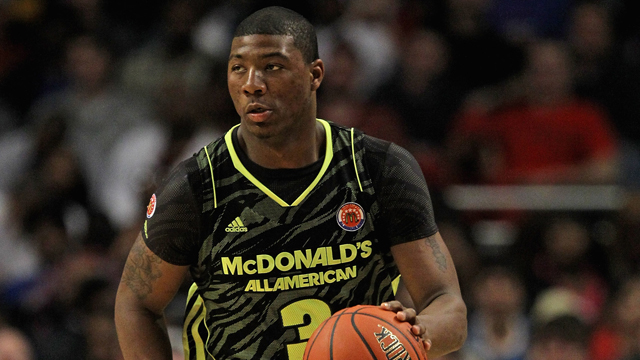 OK State freshman Marcus Smart was a prep All-American and now he's No. 1 in our watch (Getty Images)