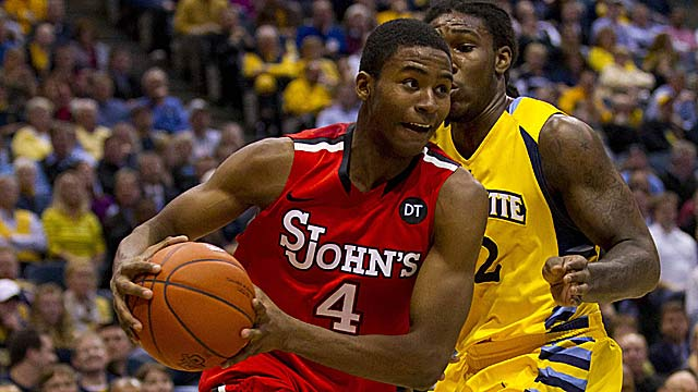 St. John's and Marquette are only two of the Big East schools concerned with realignment. (US Presswire)