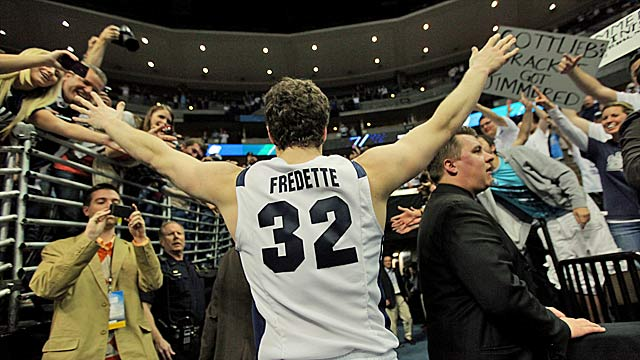 Jimmer-Mania took on a life of its own back in 2011. (Getty Images)