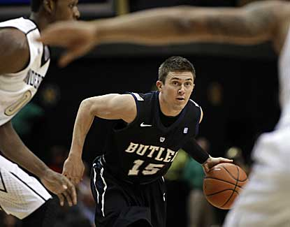 Butler's Rotnei Clarke scores 22 points to lead the Bulldogs to a road win over Vanderbilt. (AP)