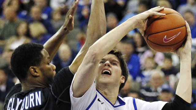 Forward Doug McDermott has Creighton off to a 16-1 start. (US Presswire)