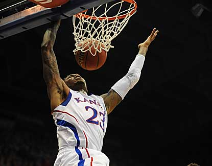 Ben McLemore lights up Kansas State for 30 points as the Jayhawks break a three-game losing streak. (US Presswire)