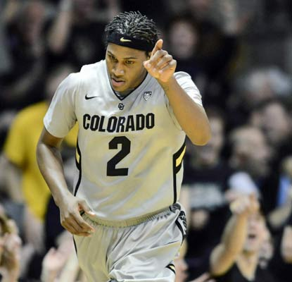 Colorado freshman Xavier Johnson drops a season-high 19 points to help the Buffaloes avenge a controversial loss.  (US Presswire)
