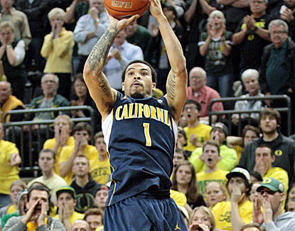 Justin Cobbs' jumper with 0.7 seconds to play gives California the victory. He finishes with 14 points. (USATSI)