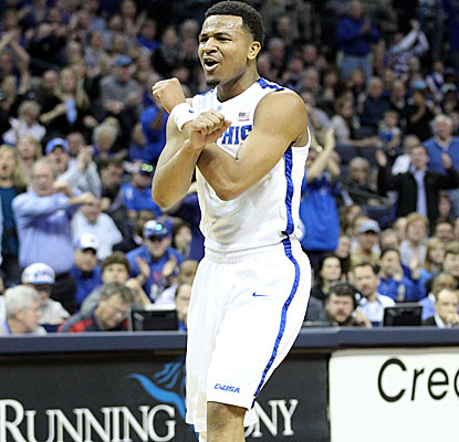 Five Memphis players finish in double figures, including Tigers guard Chris Crawford, who tallies 19 points. (USATSI)