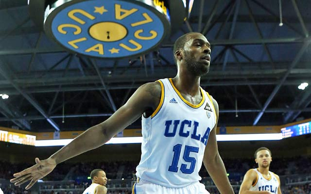 I'm happy I came here and represented UCLA', Muhammad says. (Getty Images)