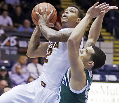 Iona's Lamont Jones is the MAAC tournament MVP as the Gaels advance to the NCAA tournament for the second straight season. (AP)