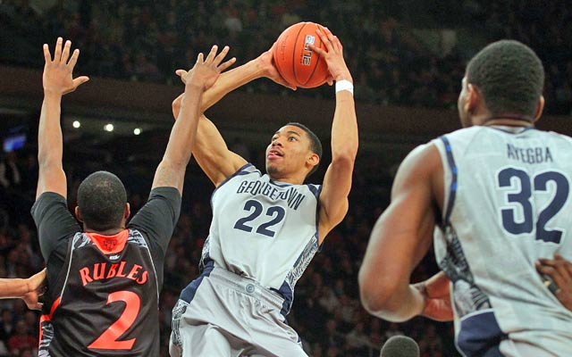 Beating Otto Porter and Georgetown in March will be no easy task. (USATSI)