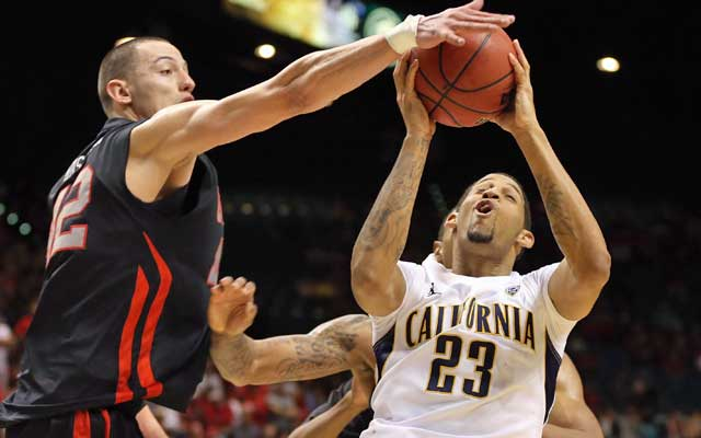 Utah takes down No. 2 seed Cal and could steal an automatic bid.  (Getty Images)