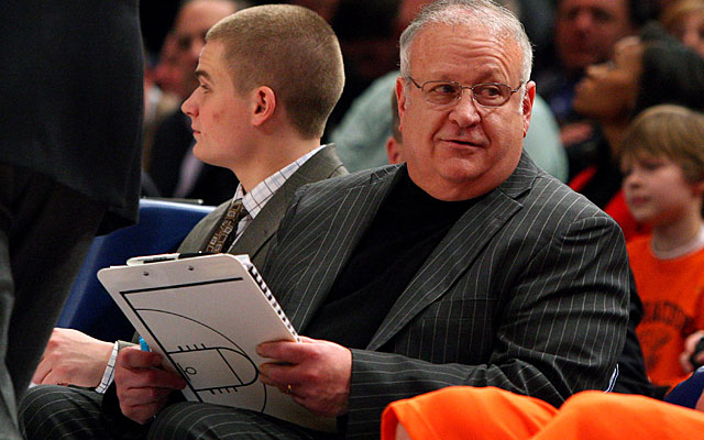 Bernie Fine was fired shortly after ESPN aired allegations that he had abused two Syracuse ball boys. (Getty Images)
