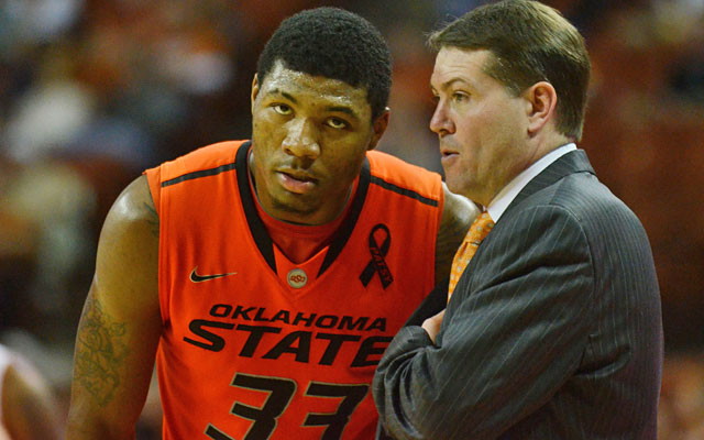 Marcus Smart and Travis Ford will start the Thanksgiving hoops schedule off right. (USATSI)