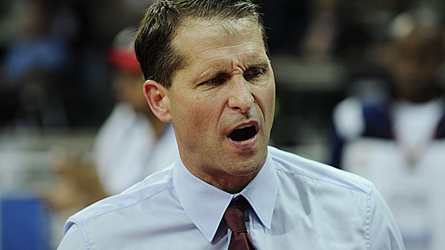 Eric Musselman, former NBA head coach, now focused on college
