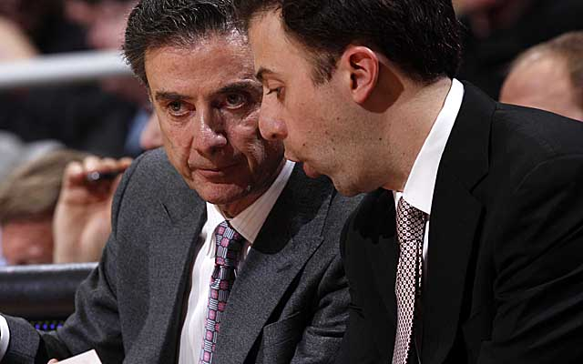 Richard Pitino is young and has a good pedigree, but faces a huge challenge. (USATSI)